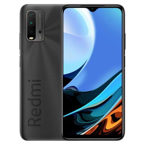XIAOMI Redmi 9T Carbon GRAY, 128GB, 4Gb Ram, 8 Çekirdek, 6,53inc Ekran, 8Mpix Ön 48Mpix Arka Kamera, Türkiye Garantili