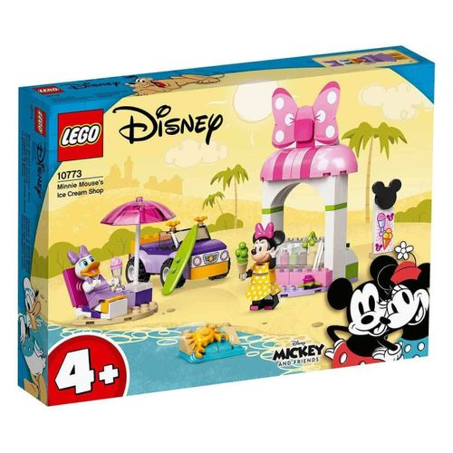 LEGO Mickey and Friends Minnie Fare'nin Dondurma Dükkanı 10773