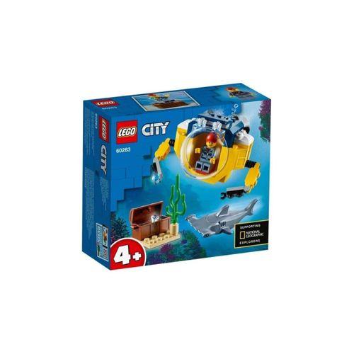 City Okyanus Mini Denizaltı 60263