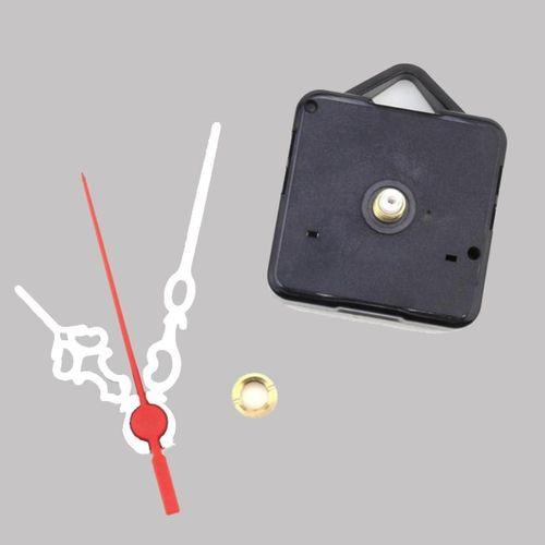 Akar Sessiz Beyaz Saat Motoru ve Saat Mekanizması Askılı (set) Du
