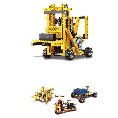 Wange Kumandalı Forklift 292 Parça