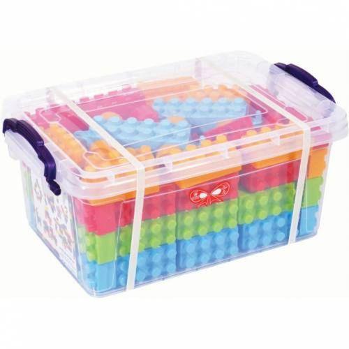 Kutulu Bloklar 182 Parça Eğitici Lego Seti MultiBox