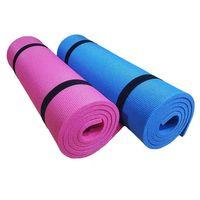 10 mm Kalınınlığında ve Dayanıklı Pilates Minderi GYM Mat