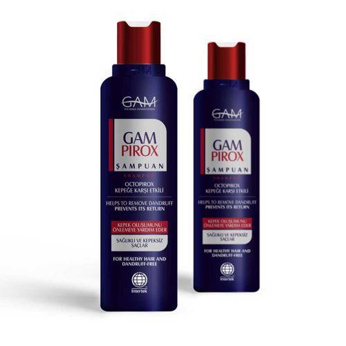 Kepek Önleyici Şampuan GAM PIROX Şampuan