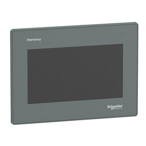 Schneider HMIGXU3500 7 İnç Geniş Ekran-Temel model-1 Seri Port- Gömülü RTC