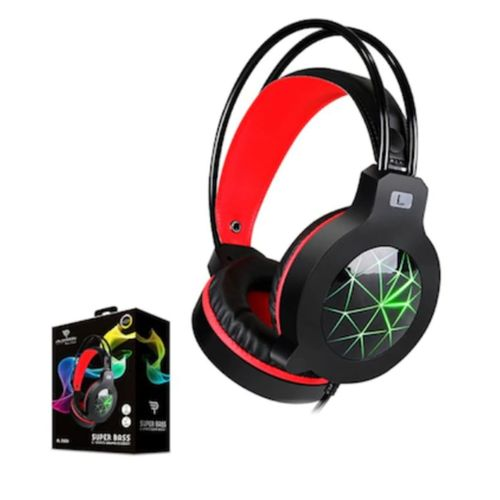 Platoon PL-2420 Pro Gaming Mikrofonlu Kulak Üstü Oyuncu Kulaklığı