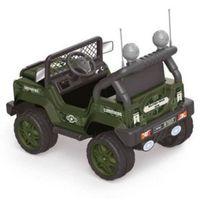 Dolu Commando 12 Volt Akülü Araba Jeep